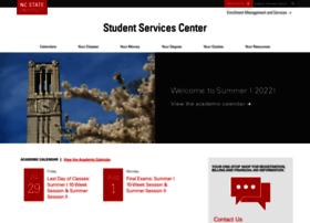 Studentservices.ncsu.edu thumbnail