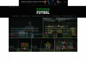Studiofutbol.com.ec thumbnail
