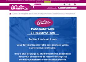 Studioharmonic.fr thumbnail