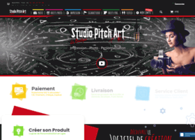 Studiopitchart.fr thumbnail