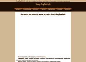Study-english.info thumbnail