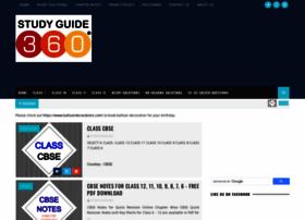 Studyguide360.com thumbnail
