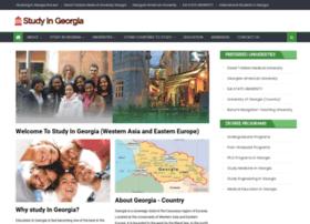 Studyingeorgiaeurope.com thumbnail