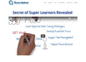 Studymethod.com thumbnail