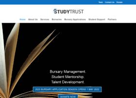 Studytrust.org.za thumbnail