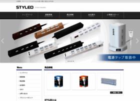 Styled.co.jp thumbnail