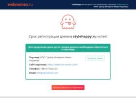 Stylehappy.ru thumbnail