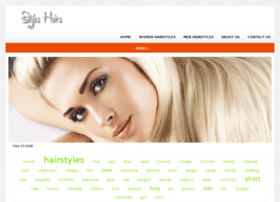 Styleshairs.com thumbnail