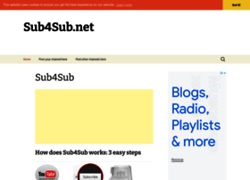 Sub4sub.net thumbnail