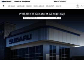 Subarugeorgetown.com thumbnail