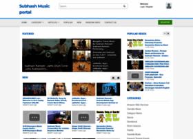 Subhash.org thumbnail