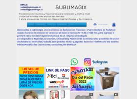 Sublimagix.cl thumbnail