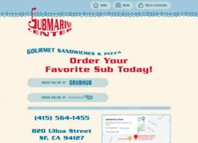 Submarinecenter.com thumbnail