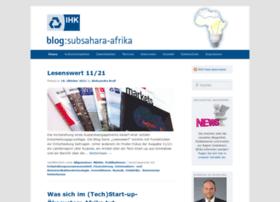 Subsahara-afrika-ihk.de thumbnail