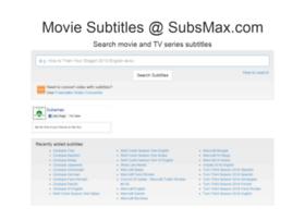 Subsmax.com thumbnail