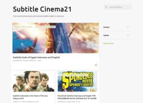 Subtitle-cinema21.blogspot.com thumbnail