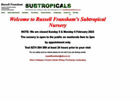 Subtropical.co.nz thumbnail