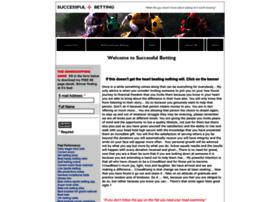 Successfulbetting.co.uk thumbnail
