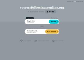 Successfulbusinessonline.org thumbnail