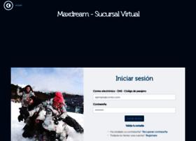 Sucursalvirtual1.maxdream.tur.ar thumbnail