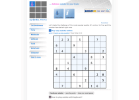 Sudoku.menu thumbnail