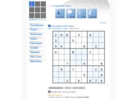 Sudokuonline.cz thumbnail