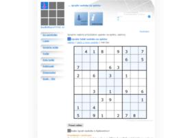 Sudokuonline.si thumbnail