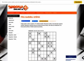 Sudokuonline.sk thumbnail