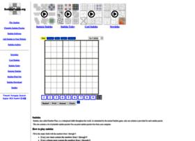 Sudokupuzzle.org thumbnail