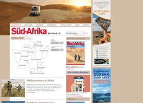 Sued-afrika.de thumbnail