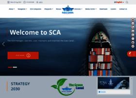 Suezcanal.gov.eg thumbnail