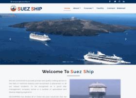 Suezship.in thumbnail