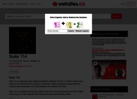 Suite114.ca thumbnail
