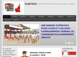 Sujetexa.livehost.fr thumbnail