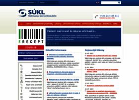 Sukl.cz thumbnail