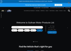 At wi sullivan motor products in houston for Sullivan motor company inc