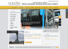 Sumatra.go.tz thumbnail