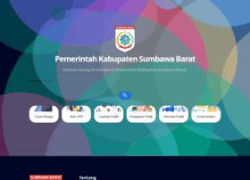 Sumbawabaratkab.go.id thumbnail