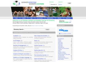 Summer-schools.info thumbnail