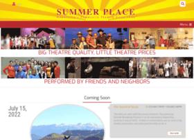 Summerplacetheatre.org thumbnail
