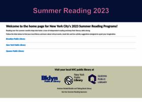 Summerreading.org thumbnail