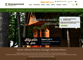 Summerwood.com thumbnail
