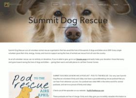 Summitdogrescue.org thumbnail