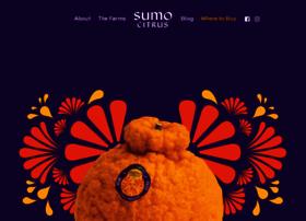 Sumocitrus.com thumbnail