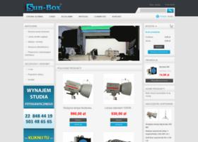 Sun-box.pl thumbnail
