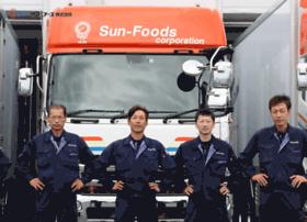 Sun-foods.jp thumbnail