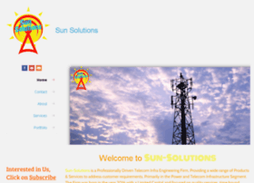 Sun-solutions.in thumbnail
