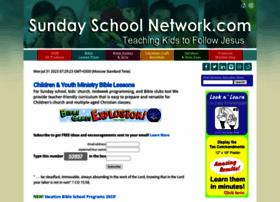 Sundayschoolnetwork.com thumbnail