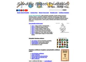 Sundayschoolprintables.com thumbnail