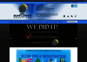 Sunflowercountycsd.schoolinsites.com thumbnail
